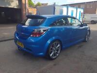 Vauxhall Astra VXR Arden blue hpi clear bargain