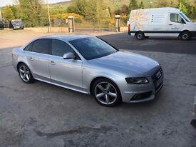 Audi A4 S-Line 1.8TFSI