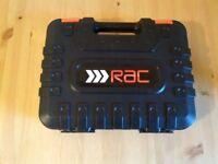RAC 20 Piece 1/2 Inch Drive Socket Set