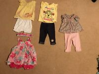 Baby Clothes 3-6 months Girls outfits