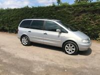 VW SHARAN 2.8 VR6 MANUAL- MPV /WHEEL CHAIR ACCESS RAMP