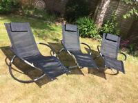 Garden / Poolside Sun Loungers / Chairs