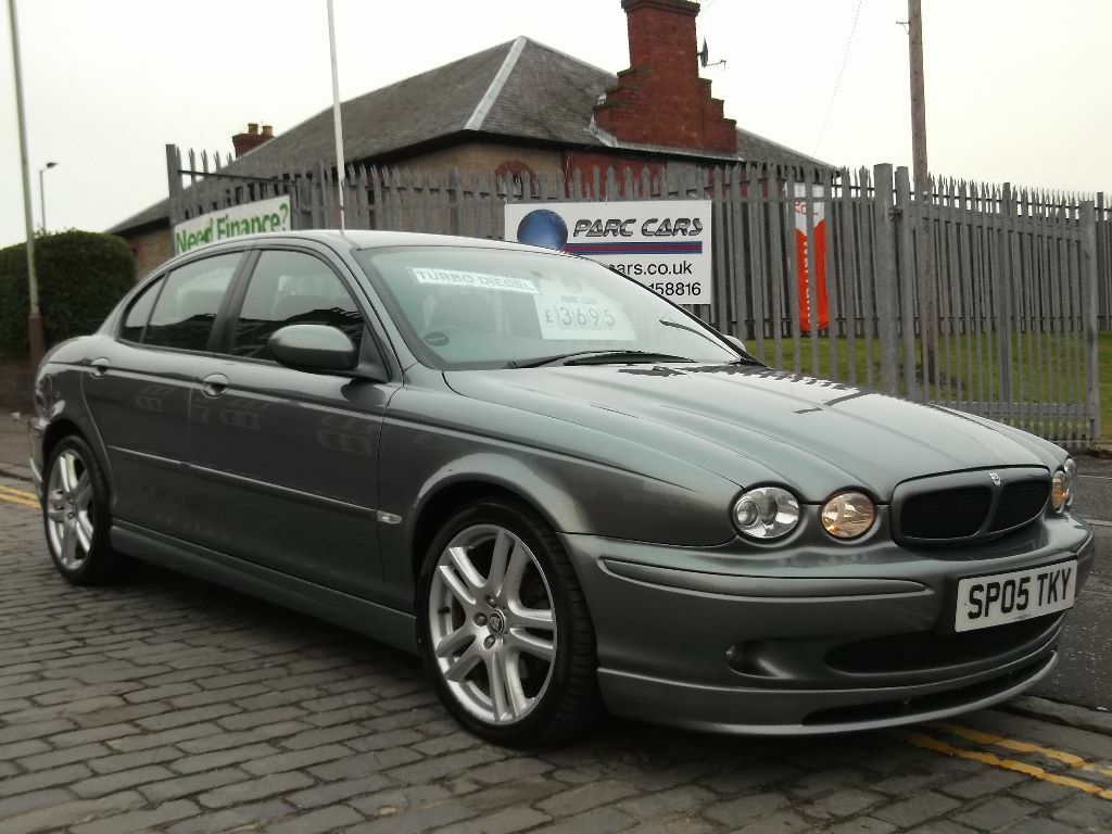 jaguar x type 2 0 xs le tdci diesel 05 plate 2005 90k miles with s h rare limited edition. Black Bedroom Furniture Sets. Home Design Ideas