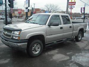 2005 Chevrolet Silverado 1500HD LS 4x4