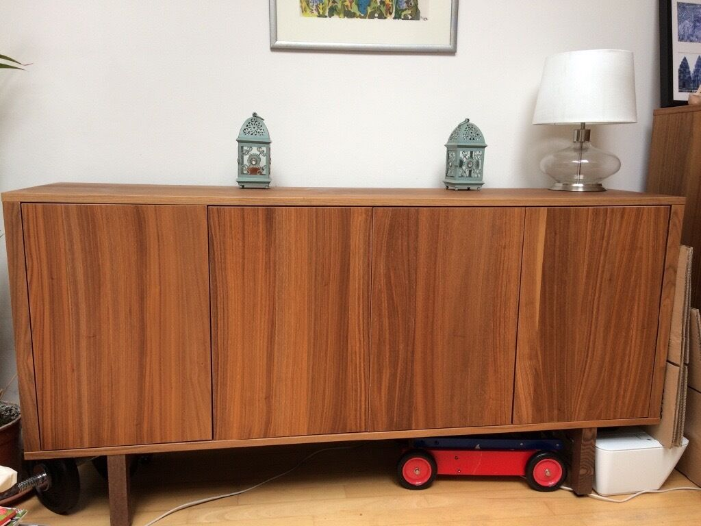 ikea stockholm sideboard in camden london gumtree. Black Bedroom Furniture Sets. Home Design Ideas