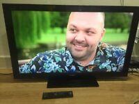 """40""""SONY BRAVIA LCD FULL Hd 1080Pb+ FREEVEIW TV"""