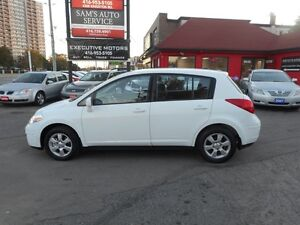 2010 Nissan Versa SL WITH NAVIGATION