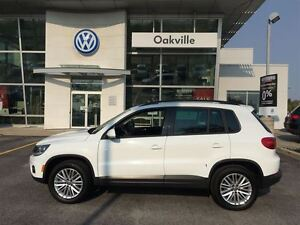2016 Volkswagen Tiguan SPECIAL EDITION/4MOTION/BACK-UP CAM