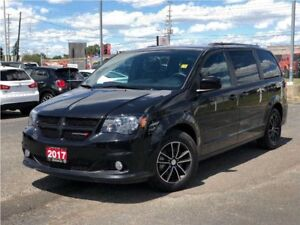 2017 Dodge Grand Caravan GT**LEATHER**NAVIGATION**DVD**BLUETOOTH
