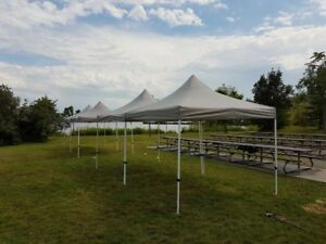 Inquire about renting tents, tables, chairs and more today!