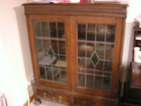 Antiquarian Bookcase