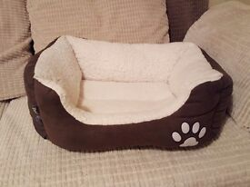 Brand new cat/dog bed small size
