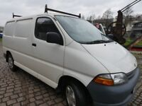 Great little van, very reliable and well looked after