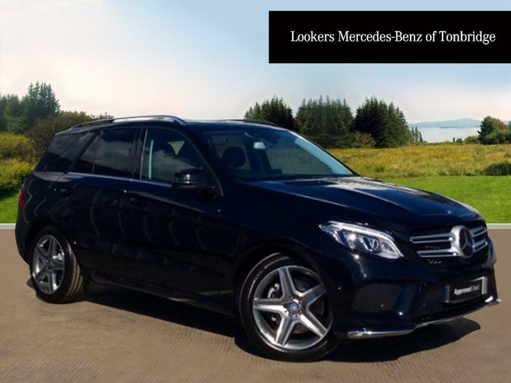 mercedes benz gle class gle 350 d 4matic amg line black 2016 03 30 in tonbridge kent gumtree. Black Bedroom Furniture Sets. Home Design Ideas