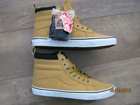 Vans Sk8 Hi MTE skate or leisure trainer shoes, brand new , boxed, UK size 11