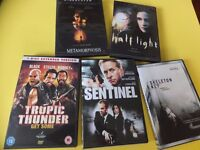 Bundle of great dvds, some for 18years and over-