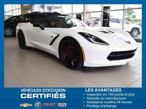 2016 CHEVROLET CORVETTE Stingray Convertible Z51