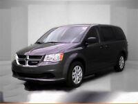 2015 Dodge Grand Caravan CVP 17 Alloys New Keyless Entry Tractio
