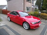 BMW 320d Coupe - Low Miles - Full Service History