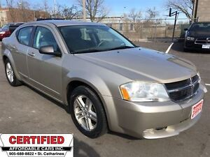 2008 Dodge Avenger SXT ** CRUISE, AUX. IN, KEY LESS **