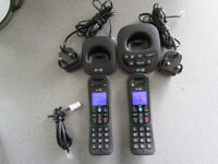 Digital Cordless Phone with Answer Machine