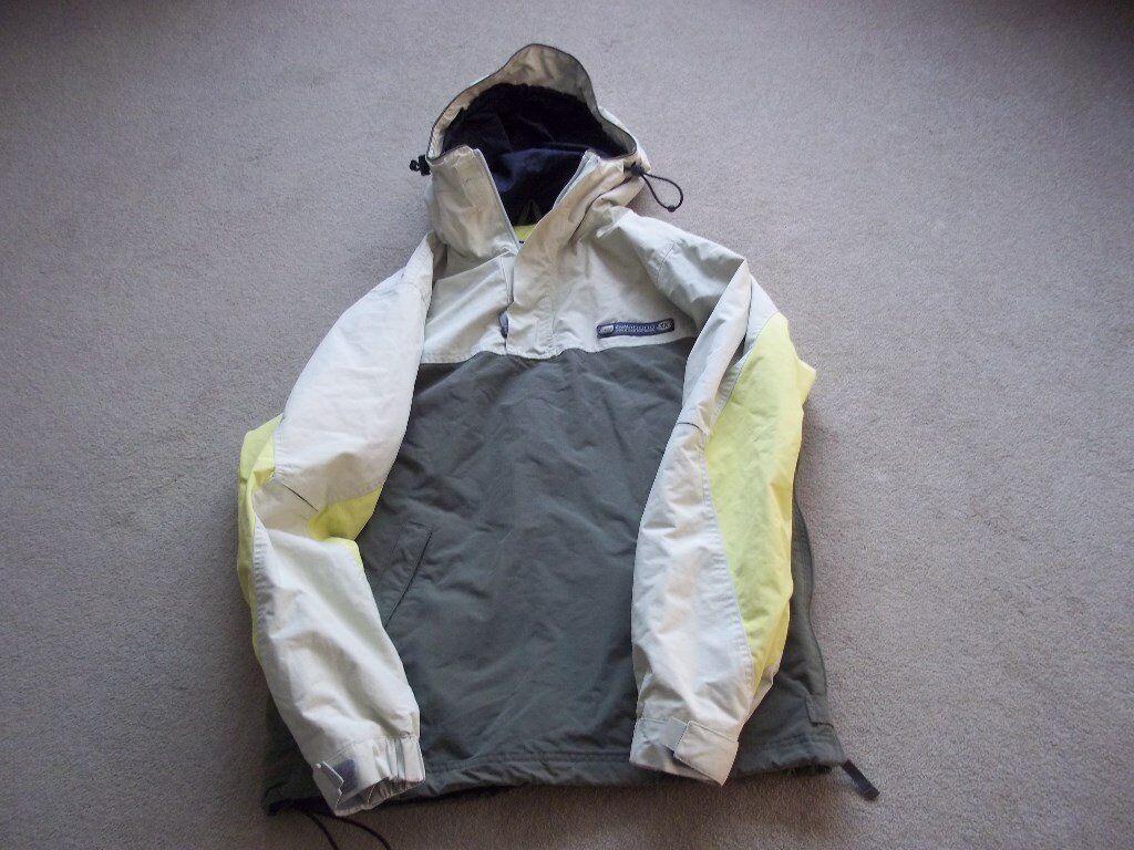 SKI CLOTHING, JACKET BY BILLABONG - SMALL AS NEW
