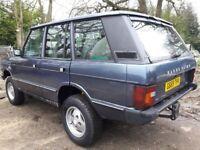 Classic Range Rover Vogue - Diesel - Automatic