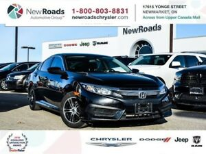 2016 Honda Civic Sedan LX 6MT