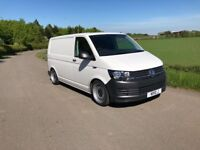 2017 VW Transporter T28 - No VAT tailgate and only 6k miles