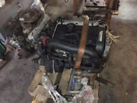 vw touran 2.0tdi full engine also fits audi and vw golf