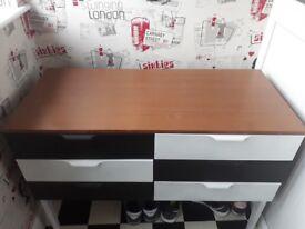 Retro sideboard/drawers