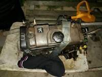 Peugeot 206 engine