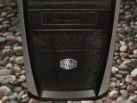 Cooler Master Desktop Computer PC - 8GB RAM, 1.5TB storage - great spec for the price.