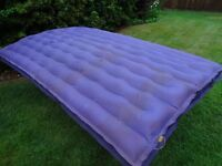 Air beds + inflator