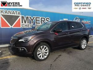 2016 Buick Envision ALL WHEEL DRIVE PREMIUM I, HEATED PERFORATED