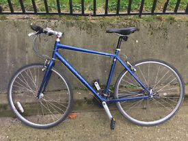 Ridgeback Velocity Hybrid Bike