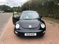 2001 Volkswagen Beetle, 1.6 (6 Months MOT)