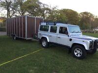 Box Trailer/ Car transporter