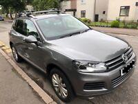 Volkswagen, TOUAREG, SUV, 2013, Auto, 2967 (cc), 5 doors
