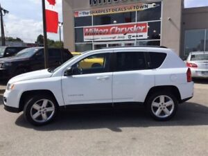 2011 Jeep Compass LIMITED LEATHER SUNROOF