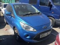 Cheap car of the day 2009 Ford KA, starts and drives very well, MOT until 28th September, car locate