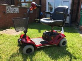 Pearl 4 Wheel Mobility Scooter