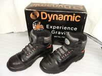 Size 6 steel toe cap boots unisex. Excellent condition, only worn once