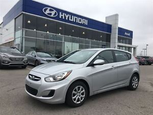2013 Hyundai Accent GL/ONE OWNER