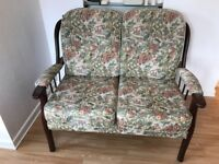 Small 2 seater sofa as new