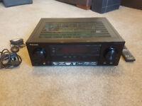Pioneer VSX-924 AV Receiver (Audio Visual amp/cinema amp) Faulty for parts or repair Reduced price