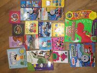 Bundle of kids board books