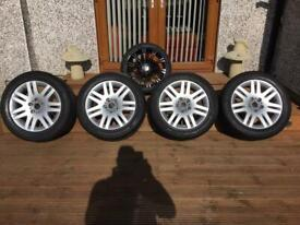 ALLOY WHEELS. Price reduced. BARGAIN