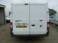 Factory made ford towbar with electrics to fit ford transit