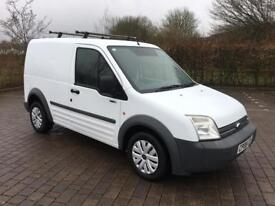 2008 Ford Transit Connect 1.8 TDCi T200 SWB Van, 89K MILES, FEB 19 MOT, 2 KEYS, NO VAT (Custom)